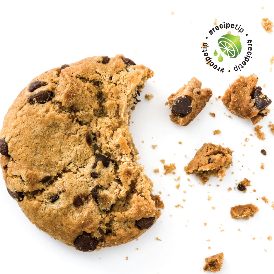 EVOO Chocolate Chip Cookie