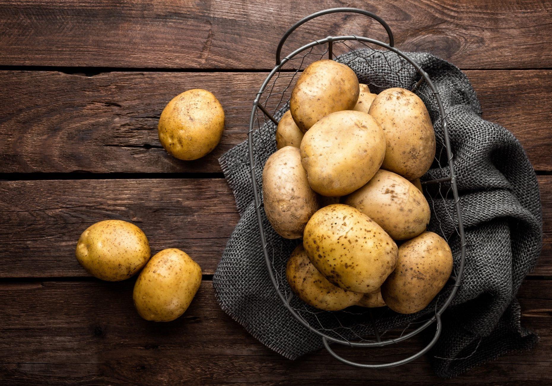 Willow Creek potato